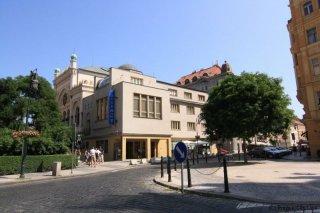 Španělská synagoga a Židovské muzeum