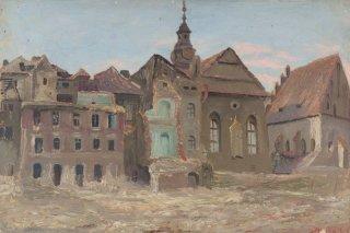 Asanace pražského ghetta