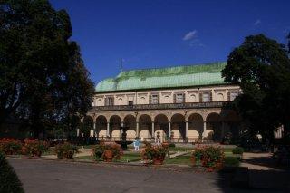 Zahrady Pražského hradu - Královský letohrádek