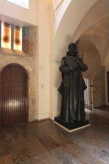 Kopie sochy sv. Prokopa