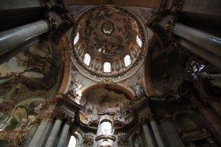 Chrám sv. Mikuláše - Kopule