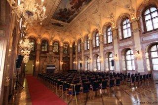 aldštejnský palác - Hlavní sál