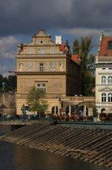 Novotného lávka - Muzeum Bedřicha Smetany