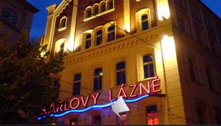Novotného lávka - Karlovy lázně