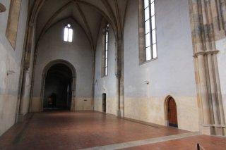 Anežský klášter - Kostel Krysta Spasitele