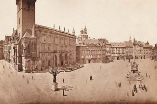 Staroměstská radnice a Staroměstské náměstí