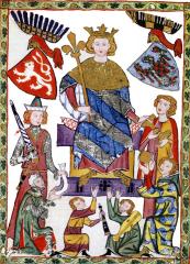 Král Václav II.