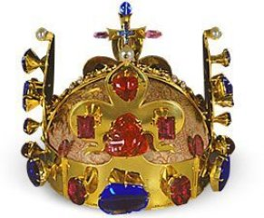 Korunovační klenoty - Svatováclavská koruna