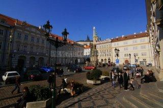 Praha 1 -  Malostranské náměstí