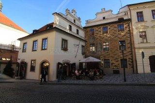 Hradčany - Loretánská ulice - Stará radnice