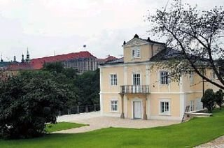 Pražský hrad - Lumbeho vila
