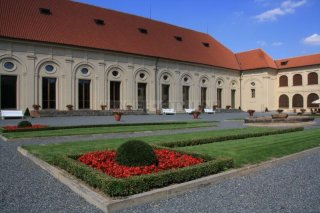 Pražský hrad - Jizdárna