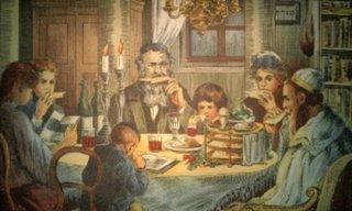 Tradiční Sederový obřad