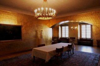 Pražský hrad - Zlatý salonek
