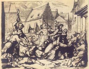 Velikonoční pogrom v Praze roku 1389