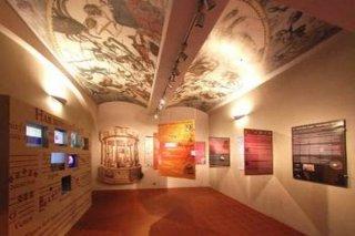 Keplerovo muzeum - interiér