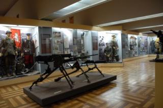 Vojenské muzeum - expozice 1. světové války