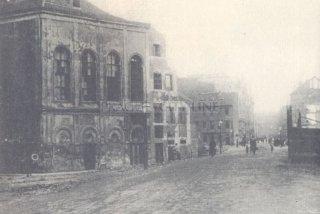 Velkodvorská synagoga před rokem 1903