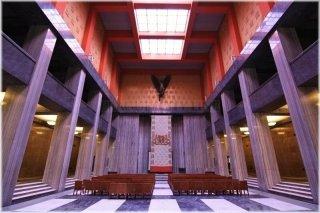 Památník Vítkov - slavnostní sál