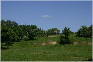 Park Parukářka a vrch sv. Kříže