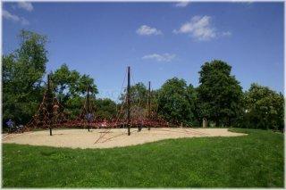 Vrch Vítkov - dětské hřiště