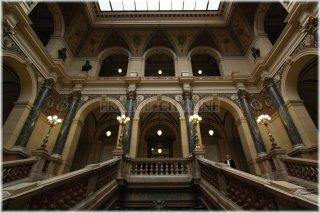 Národní muzeum - schodiště