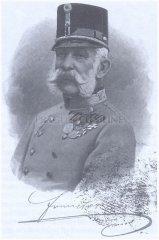 Císař Franz Josef I.