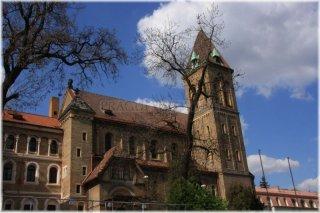 Bývalý klášter sv. Gabriela