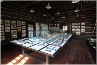 Podskalská Celnice na Výtoni - Muzeum vorařství - expozice