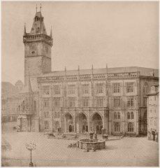 Staroměstské náměstí a Staroměstská radnice