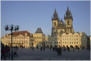 Praha 1 - Staroměstské náměstí