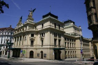 Praha 2 - Divadlo na Vinohradech
