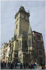 Staroměstská radnice na Staroměstském náměstí v Praze