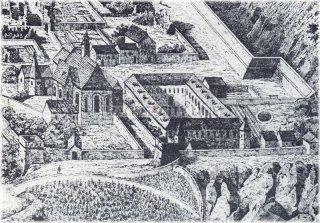 Vyšehrad - barokní pevnost - zbrojnice