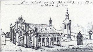 kostel sv. Petra a Pavla (1752)
