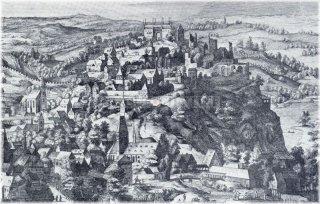 Vyšehrad (1601)