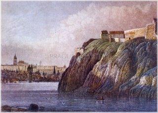 Vyšehrad (polovina 19. století)