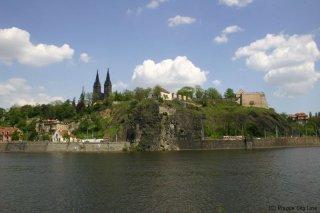 Vyšehrad - bazilika sv. Petra a Pavla