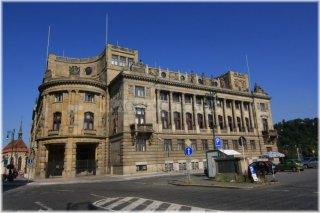 Praha 1 - Ministerstvo průmyslu a obchodu