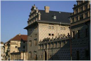Praha 1 - Schwarzenberský palác