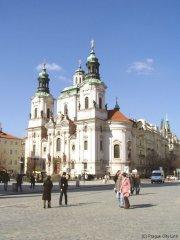 Praha 1 - kostel sv. Mikuláše