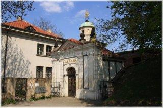 Vyšehrad - Kaple panny Marie Šancovské