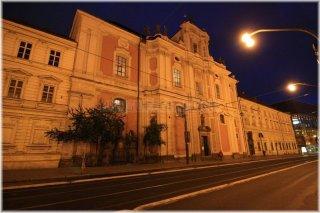 Praha 1 - Kostel sv. Voršily