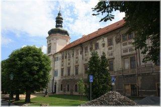 Kutná Hora - Jezuitská kolej