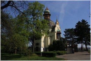 Praha 7 - Letná - Hanavský pavilon