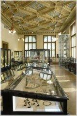 Uměleckoprůmyslové museum v Praze - klenotnice