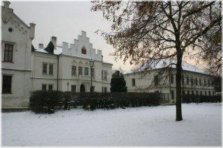 Praha 2 Vyšehrad - nové děkanství