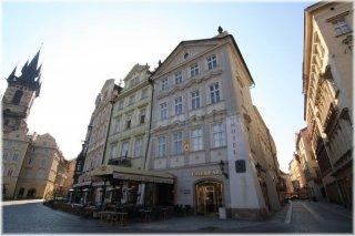 Praha 1 - Dům U Zlatého Jednorožce