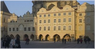 Praha 1 - Staroměstské náměstí - Trčkovský dům