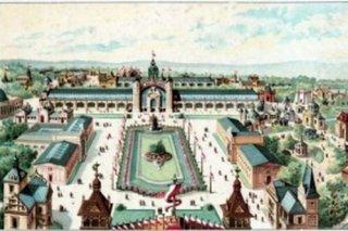 Výstaviště v pražských Holešovicích